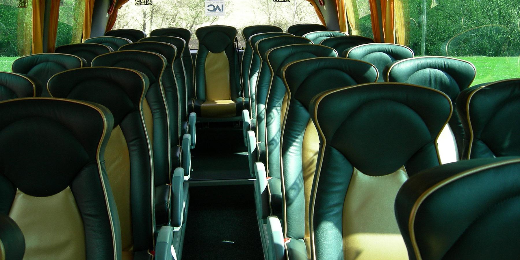 Confort y comodidad autobuses janla
