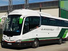 Autobus 38 plazas